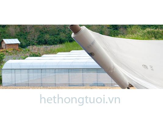 Chuyên cung cấp các loại màng nhà kính, dùng làm nhà  ươm cây, trồng cây nông nghiệp kỹ thuật cao. Màng nhà kính được nhập từ Israel