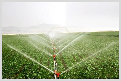 Tưới nông nghiệp