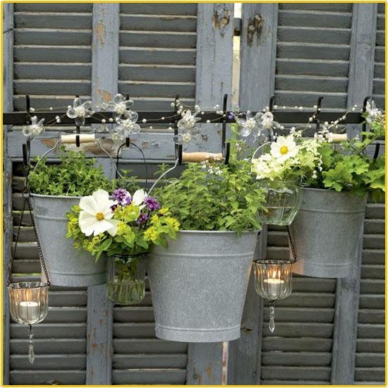 Bài trí vườn nhà sống động theo ý bạn!